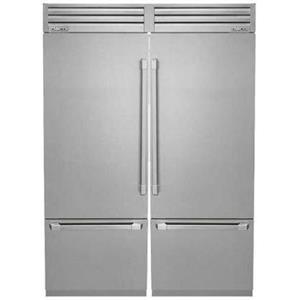 "NIB Dacor Discovery 60"" Integrated Refrigerator Freezer DYF30BFTSR / DYF30BFTSL"