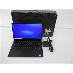 "Dell FJ7FF XPS 9370 i5-8550U 1.6GHz 4GB 128GB M.2 SSD 13.3"" W10P"