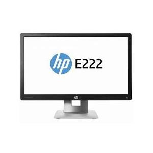 "HP - EliteDisplay E222 21.5"" IPS LED LCD Monitor (black/silver)"