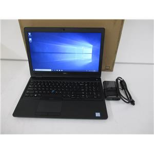 "Dell C6JC7 Latitude 5590 Laptop i5-8350U 1.7GHZ 8GB 500GB 15.6"" W10P"