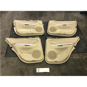 2009-20102 Mercedes ML tan door panels as43165