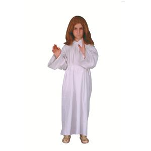 Jesus White Robe Child Costume Size Large 12-14