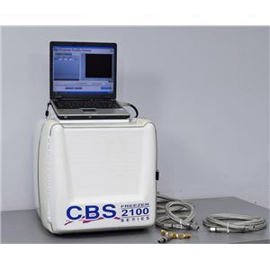 Custom Biogenic Systems 2100 Cryogenic Rate Nitrogen Freezer w/ PC & Software