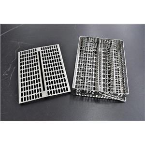 Stainless Steel Embedding Baskets w/Spiral Tissue Dividers for Leica or Sakura