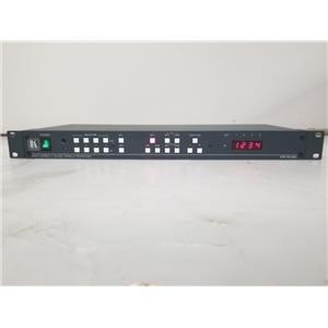 Kramer VP-4X4K 4x4 UXGA Audio Matrix Switcher