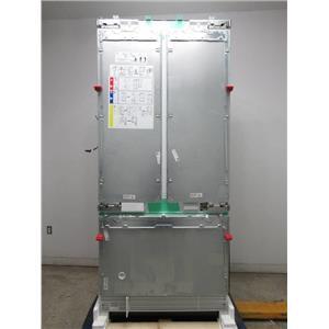 "Bosch Benchmark 36"" Super Freeze Integrated French Door Refrigerator B36IT800NP"