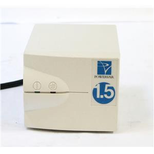 Powervar AC Power Line Conditioner ABC150-11 1.5 amps 120VAC QTY