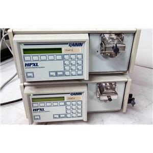 Rainin HPXL Solvent Delivery System HPLC Pump
