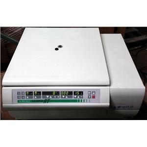 SORVALL LEGEND RT Easy Set Refrigerated Tabletop Centrifuge