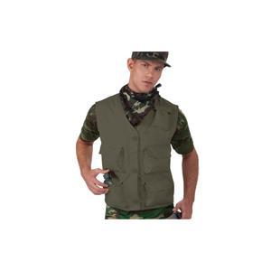 Combat Hero Vest Costume Accessory one size