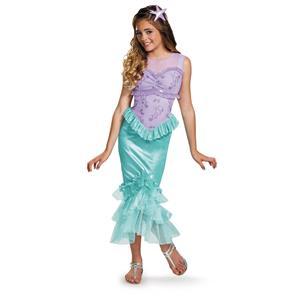 Disguise Ariel Tween Costume Medium 7-8