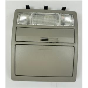 Toyota Camry Overhead Console with Map Lights, MIC and Storage 2007-2011