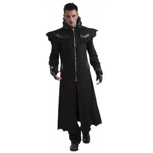 Gothic Couture: Demon Bat Adult Coat