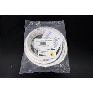 NEW Amvex Medical 10 ft Hose Assembly HS-10UV-DFDFD4 Clean for Oxygen Service