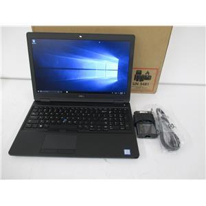 """Dell NDXNV Latitude 5590 - 15.6"""" - Core i5-8250U 1.6GHZ 8GB 256GB M.2 SSD W10P"""