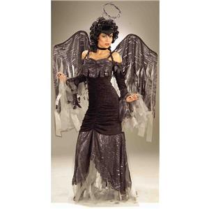 Forum Novelties Women's Gothic Angel Fallen Costume One Size