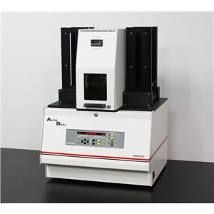 Tomtec 710 Series AutoSeal Plate Sealer Microplate Assay 90- 386- 1536-Well