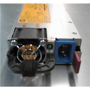 HP 750W 656363-B21 660183-001 COMMON SLOT PLATINUM HOT PLUG POWER SUPPLY