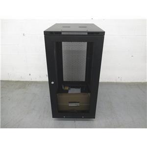 STARTECH RK2433BKM Server Rack Cabinet - 31 in. Deep Enclosure - 24U
