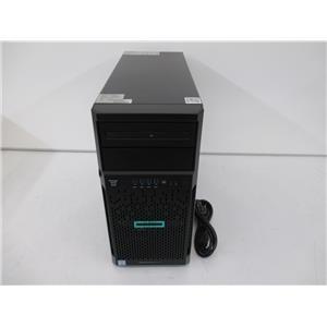 HPE 120904401-2 ProLiant ML30 Gen9 Tower Server Xeon E3-1220 v6 3GZ 32GB 3x300GB