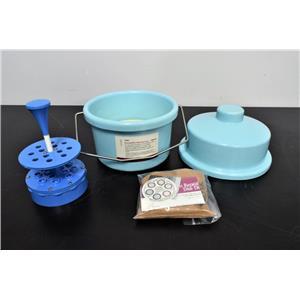 Organon Teknika 33845 Susceptibility Disk Dispenser 100 mm Antimicrobial