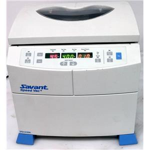 SAVANT SPEED VAC SPD131DDA CENTRIFUGE