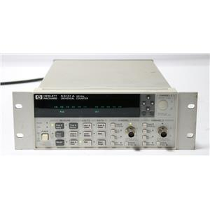 HP Agilent 53131A 225 MHz Universal Frequency Counter