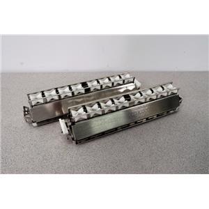 Becton Dickinson A1SHP11-B (2) SS Container Trays for Innova Specimen Processor