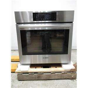 "Bosch 800 30""  4.6 cu. ft. SS 12 Modes Single Electric Convection Oven HBL8451UC"