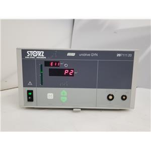 Karl Storz SCB Unidrive GYN 20711120-1 Endoscopy Console