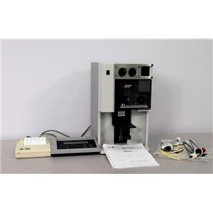 Beckman Coulter Z2 Particle Counter & Size Analyzer w/ Z1 Controller & Printer