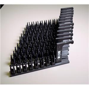 Qiagen BioRobot 8000 MDx STS 8-10mm Tube Holders (Lot of 12 Holders) Warranty