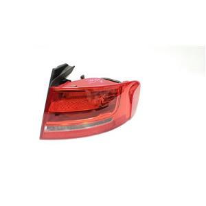 Right Rear Outer Tail Light Non-LED Bulb Opt 8SA 09-12 Audi A4 S4 OEM 8K5945096E