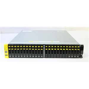 HP 3PAR StoreServ 7400 2-Node SAN Disk Array w 12x 600GB 10K SAS & 4x 100GB SSD