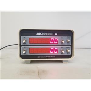 Boeckeler 2-MR Digital 2-Axis Micrometer Readout Microcode II