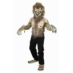 Wolfman Deluxe Adult Costume