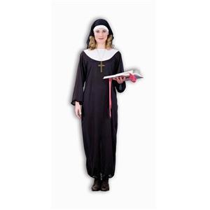 Forum Novelties Womens Adult Nun Scary Costume