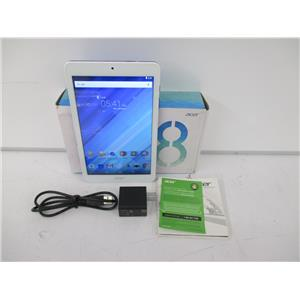 Acer NT.LC4AA.001 Iconia One 8 Tablet B1-850 MTK8163 1.3GHz 1GB 16GB