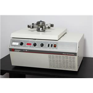 Beckman Coulter Allegra 6R Refrigerated Benchtop Centrifuge w/ GH 3.8 Rotor