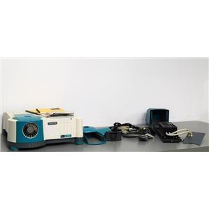 Varian Cary 50 Tablet UV-VIS Spectrophotometer with 18 Cell Transport