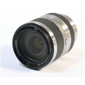 Sony E Mount 18-200mm f/3.5-6.3 Optical Steady Shot OSS Lens SEL18200
