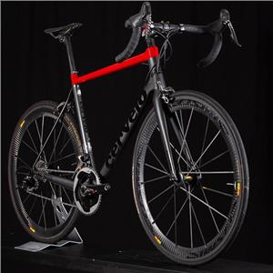 NICE! 2016 Cervelo R5 Carbon Road Bike, Sram Red, Cosmic SLR SSC Wheels Size 56