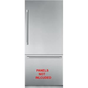 """Thermador Freedom Collection 36"""" ThermaFresh Refrigerator T36IB900SP EXLNT"""