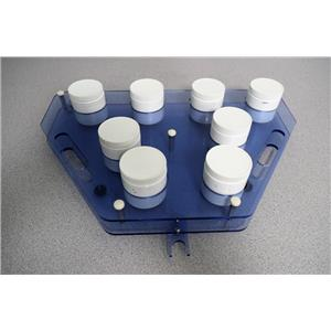 Varian VK7025 Paddle Cleaning Rack for Dissolution with Warranty