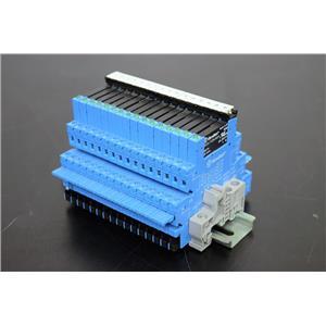 16 Finder 93.01.7.024 Socket Type Relays w/34.81.7.024.9024 Power Relay Warranty