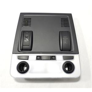 BMW E92 M3 Roof Overhead Console Controls Map Lights BLACK Genuine OEM 9197759