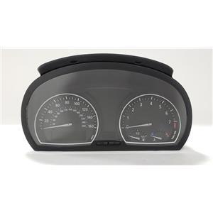 07-10 BMW X3 Speedometer Instrument Cluster Panel 62103448336 OEM