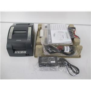Epson C31C514A7841 TM-U220B, Dot Matrix Receipt Printer, Ethernet, UB-E04