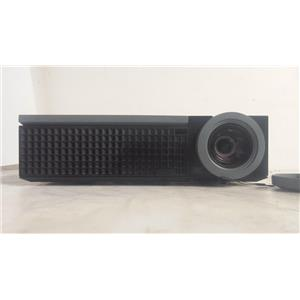 DELL 1510X DLP PROJECTOR (1117 LAMP HOURS USED)