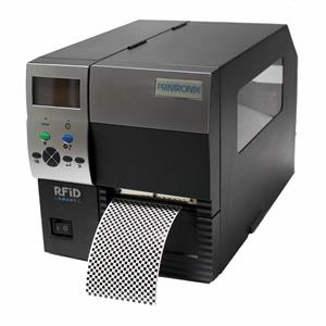 Printronix SL/T4M 252205-001 RFID Thermal Barcode Printer USB Network 203DPI